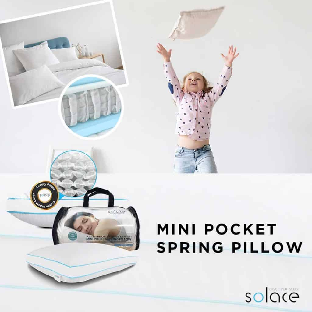 Solace Sleep Mini Pocket Springs