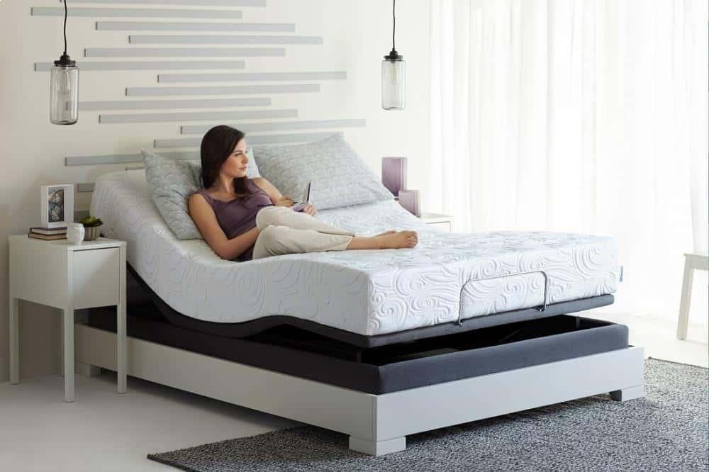 Mattresses, Adjustable Beds, Ensemble Bed Base, Pillow