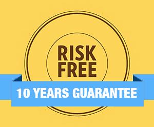 1 years Guarantee