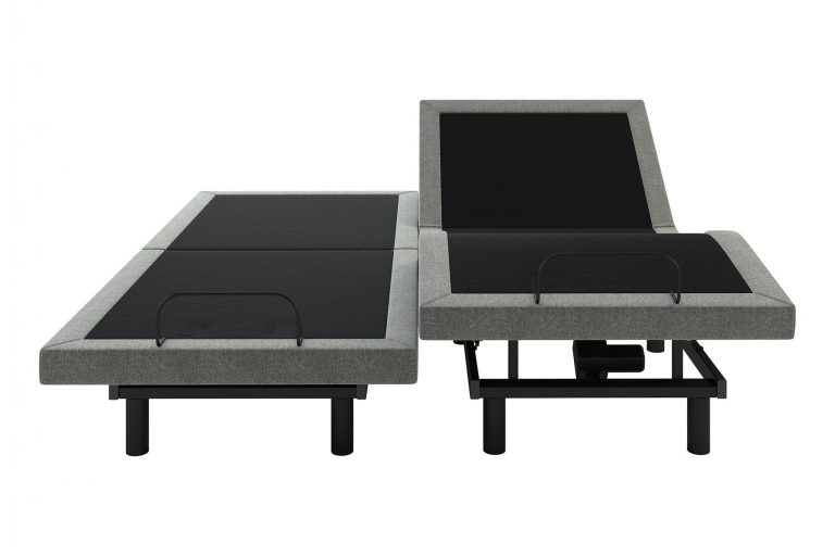 adjustable bed split base